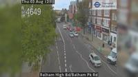 London: Balham High Rd/Balham Pk Rd - El día