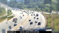 Burnaby › East: , Hwy  at Kensington Ave, looking east - Day time