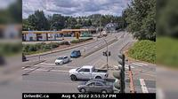 Port Coquitlam > North: , Hwy B (Mary Hill Bypass), at Pitt River Rd, looking north - Recent