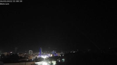 Vue webcam de jour à partir de Tirana › North West: Tabake Bridge