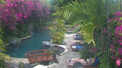 Daylight webcam view from Pesalakan: Pool Web Cam