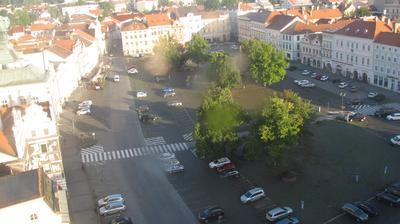 Значок города Веб-камеры в Литомержице в 11:13, янв. 15