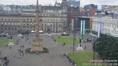 Thumbnail of Glasgow webcam at 4:05, Mar 2