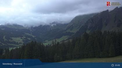 Sörenberg: Rossweid