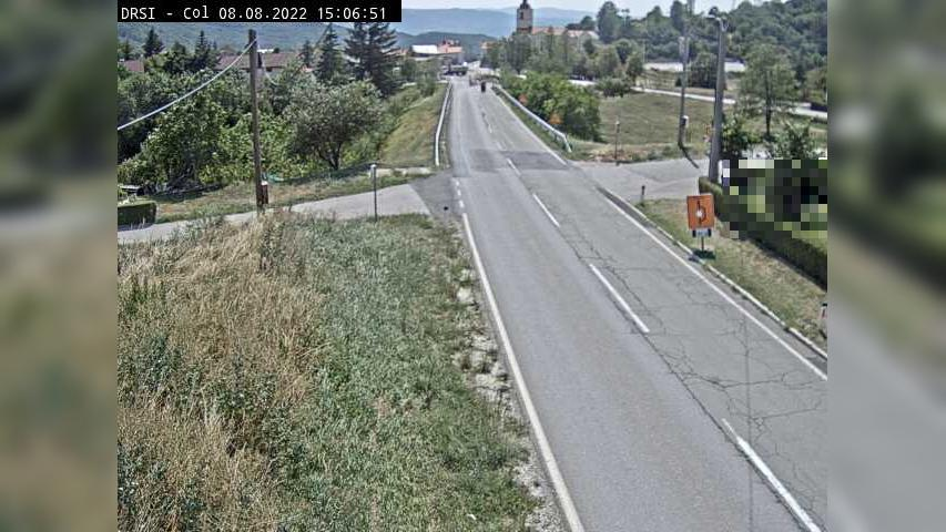 Webcam Col: R1-207, Črni Vrh