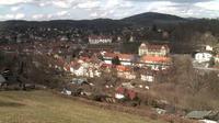 Schmalkalden: Blick von der Queste Richtung Asbach - Jour