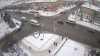 Kopeysk: г. Копейск, перекресток ул. Победы - Славы - Overdag