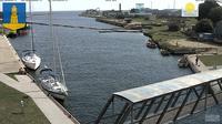 Mersrags: yachtclub - Dagtid