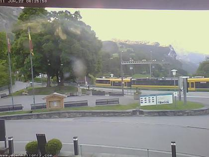 Wengen: Jungfrau