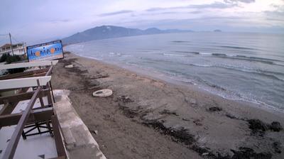 Webkamera Laganas: Beach − Zakynthos Island