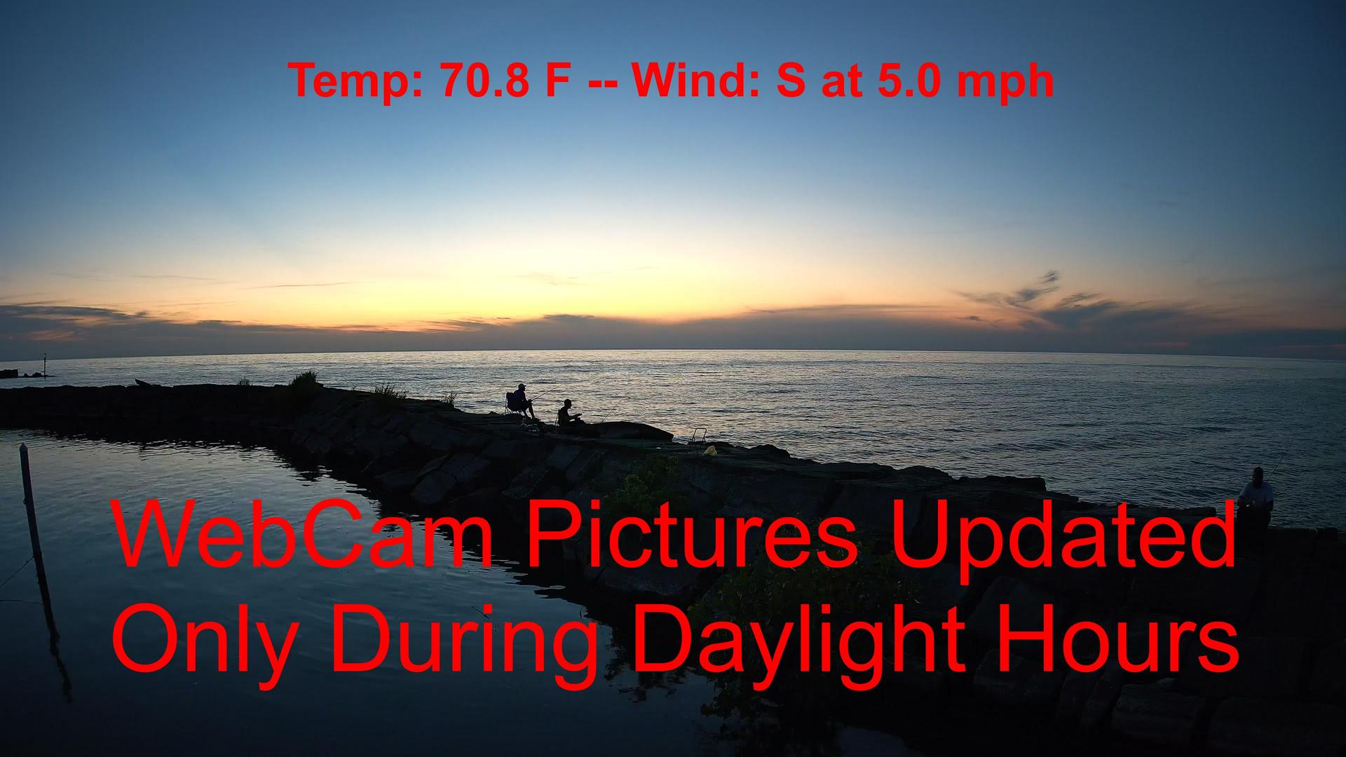 Webcam Wildwood Yacht Club › North-East: › North-East: Un