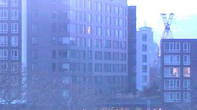 Webcam Cordaville: Boston City skyline