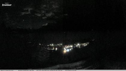 Davos: Schatzalp-Bahn