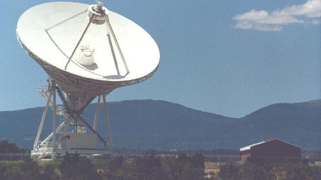 Веб-камера Los Alamos: Observatory