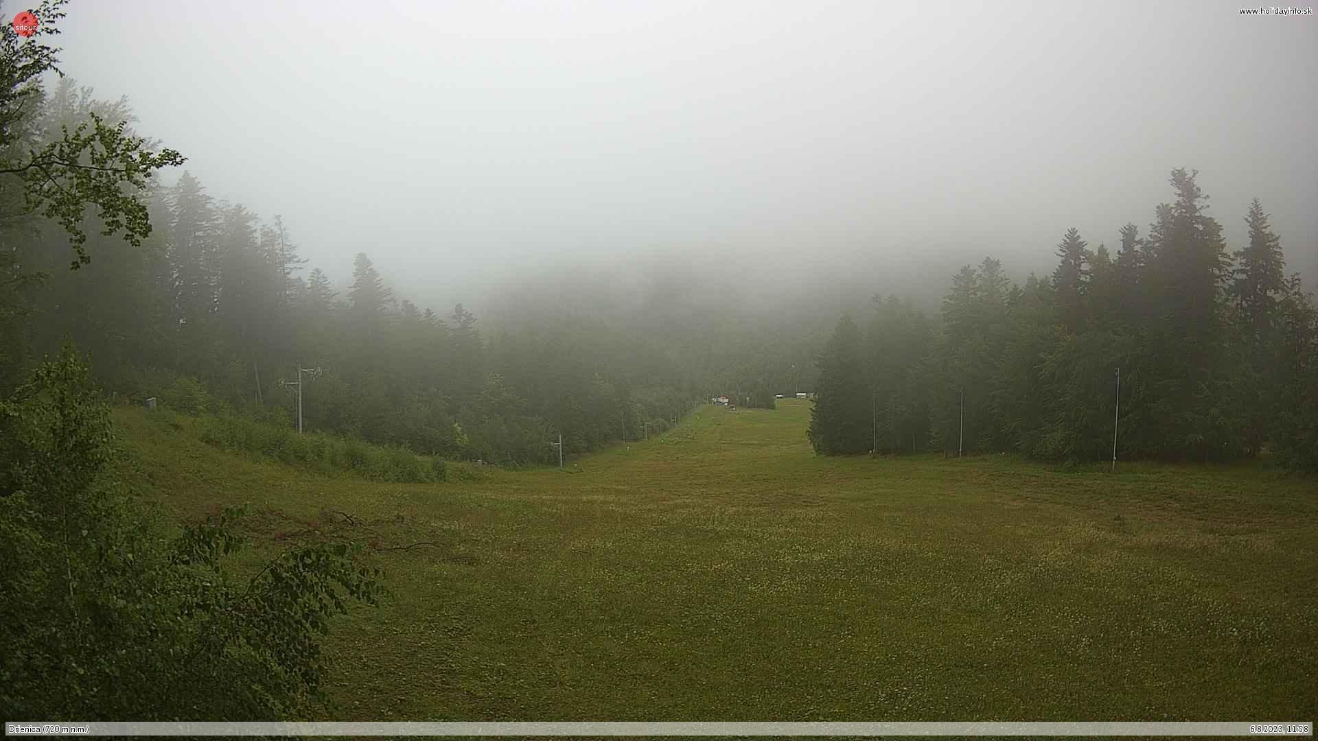 Webcam Lysá: Drienica ski