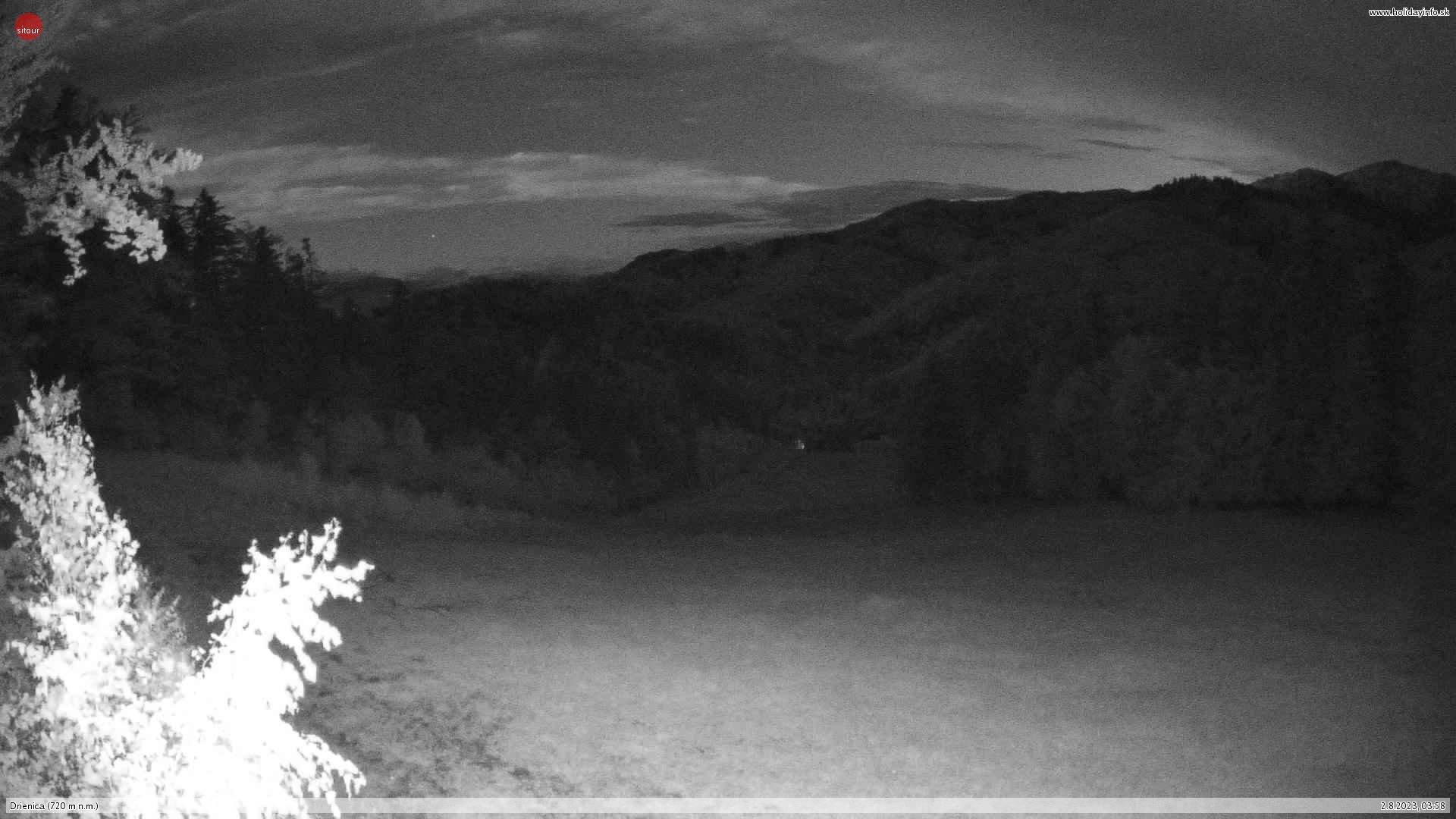 Webkamera Lysá: Drienica ski