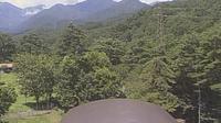 Last daylight view from 豊里: 常念岳 安曇野市穂高