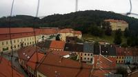 Boskovice: ?idovsk� ?tvr?, hrad a z�mek (Judish quarter, castle and chateau) - El día