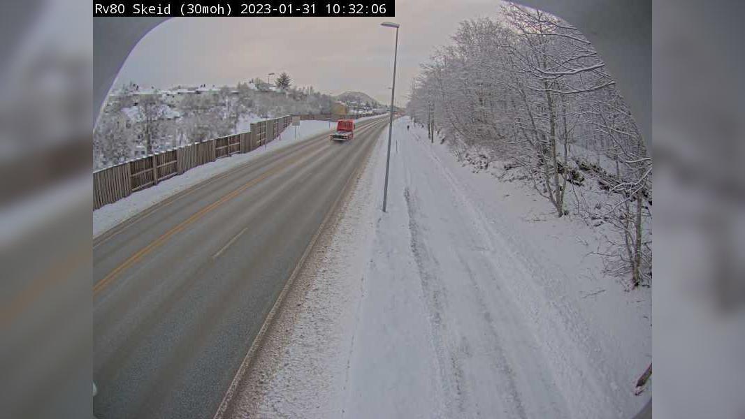 Webcam Skeid: R80 − 30 moh