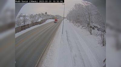 Vignette de Bodø webcam à 11:55, juin 24