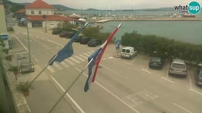Vista actual o última desde Tkon: Ferry