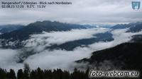 Zwischenbergen: Rangersdorf - Ederplan - Blick nach Nordosten - Overdag