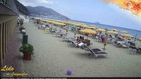Laigueglia: Lido di - Levante° - Day time
