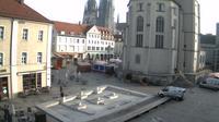 Regensburg: Neupfarrplatz - Aktuell