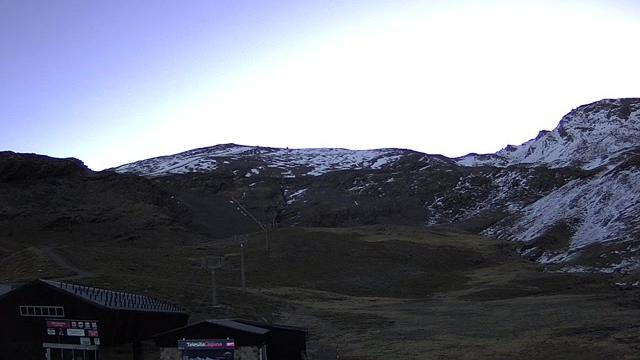 Webcam Sierra Nevada › South-East: La Laguna