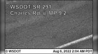 Spokane › North: SR  at MP .: Charles Road () - Actuelle