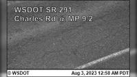 Spokane > North: SR  at MP .: Charles Road () - Aktuell