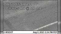 Spokane › North: SR  at MP .: Charles Road () - Actual
