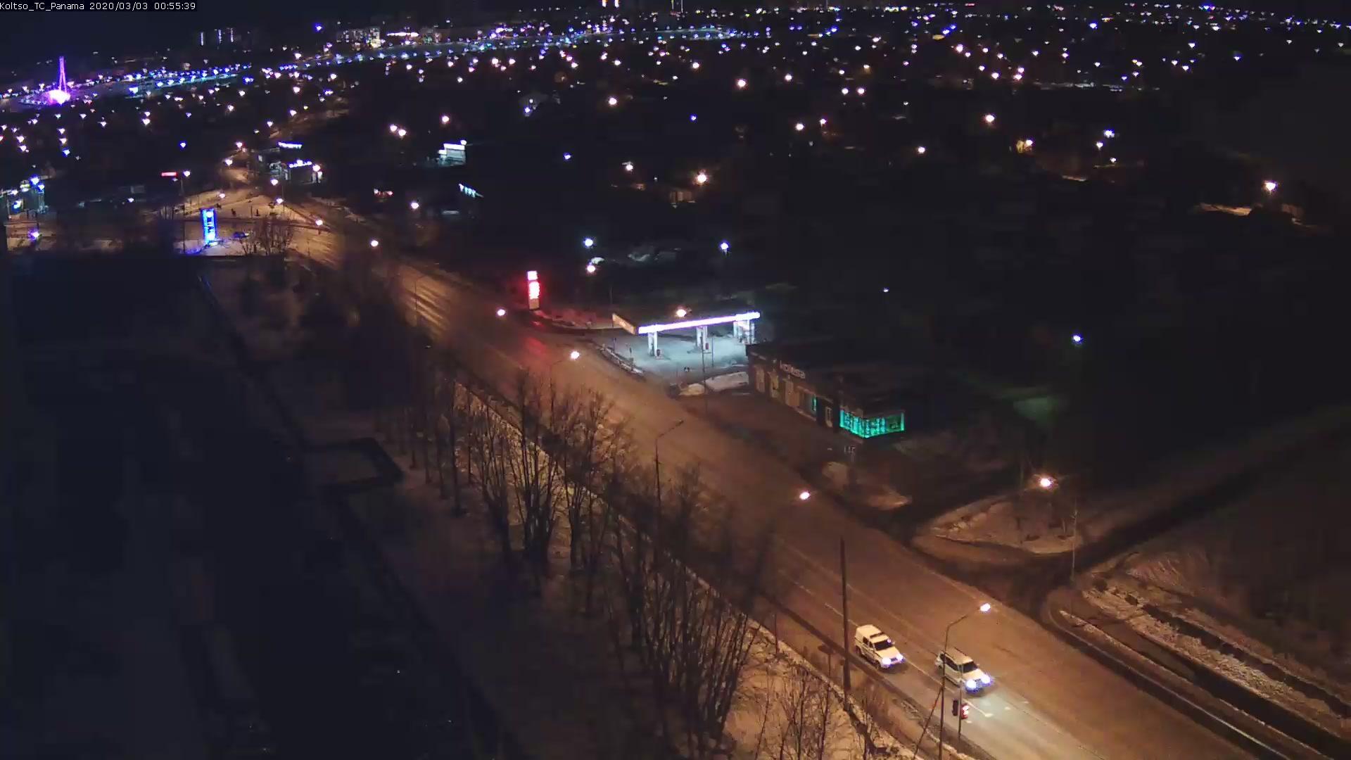 Webkamera Tyumen: ТЦ Панама