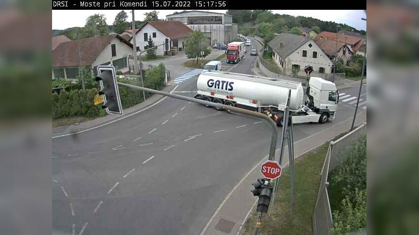 Webcam Moste: R2-413, Vodice − pri Komendi