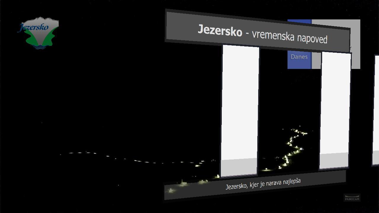 Webcam Zgornje Jezersko: Planšarsko jezero − Kamnik-Savin