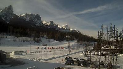 Thumbnail of Canmore webcam at 7:14, Jul 31