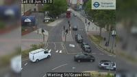 London Borough of Bexley: Watling St/Gravel Hill - Day time