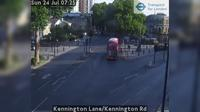 London: Kennington Lane/Kennington Rd - Recent