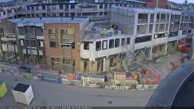 Webcam Almelo: Bouw Gemeentehuis