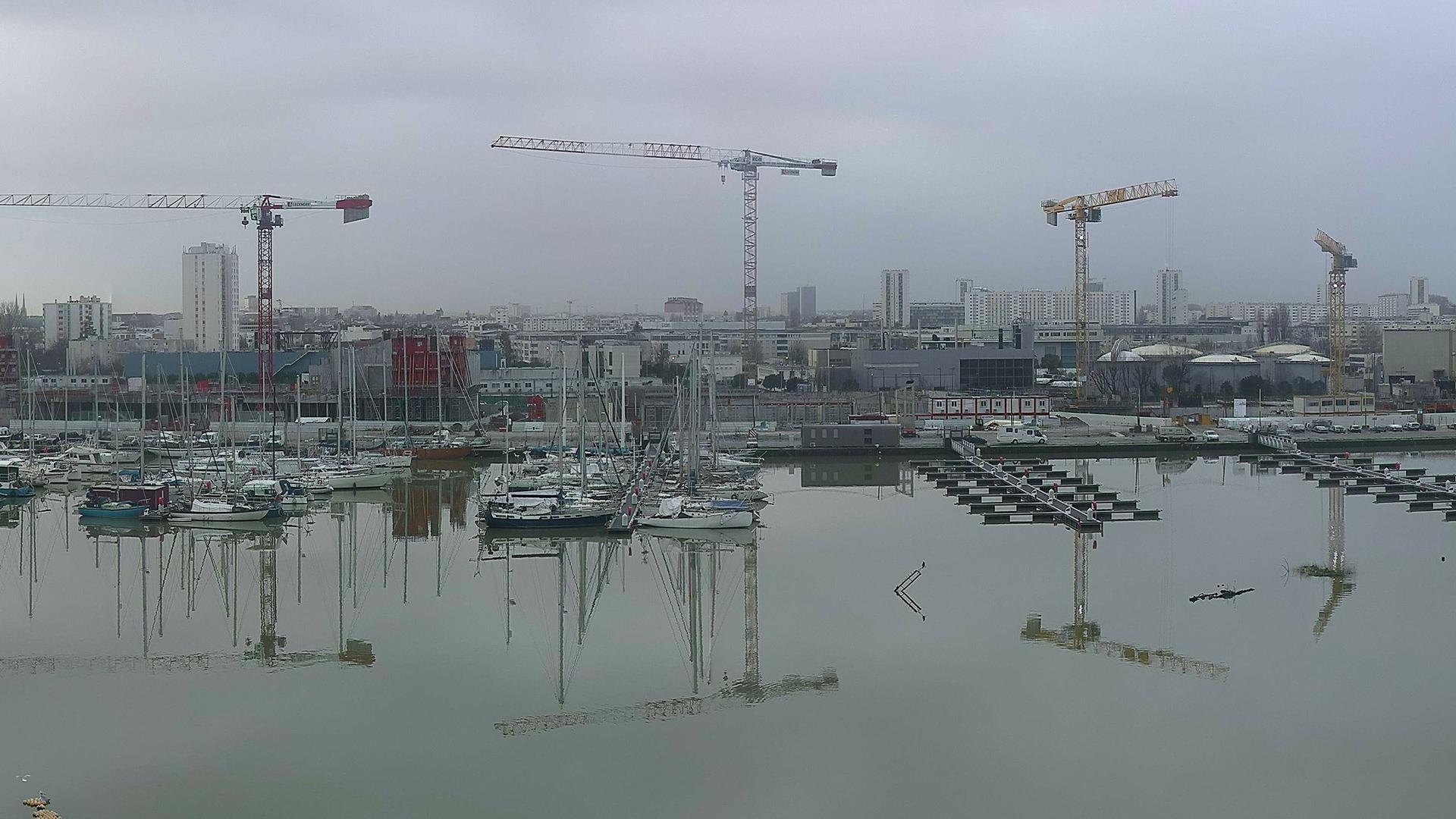 Webcam Le Bouscat: Bordeaux-Panoramique HD