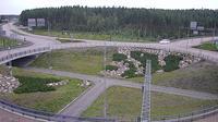 Virolahti: Tie - Vaalimaa, raja-aseman liikenneympyr� - null - Actuelle