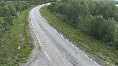 Aktuelle oder letzte ansicht von Enontekiö: Tie 21 − Ropinsalmi − Tornio