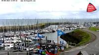 Colijnsplaat: haven - Overdag