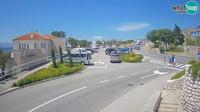 Majorija: Senj entrance road, the roundabout - Aktuell