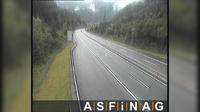 Wald am Arlberg: S, bei Anschlussstelle - Blickrichtung Bregenz - Km , - Overdag