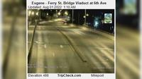 Eugene: Ferry St. Bridge Viaduct at th Ave - Actuales
