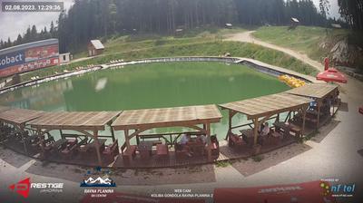 Tageslicht webcam ansicht von Repca: Ravna Planina