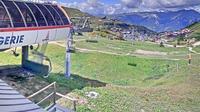 La Plagne-Tarentaise: La Plagne - Day time