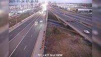 Etobicoke: QEW north of Highway - Day time