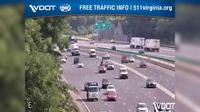 Fairfax Hills: I- - MM - SB - I- south of Route - Current
